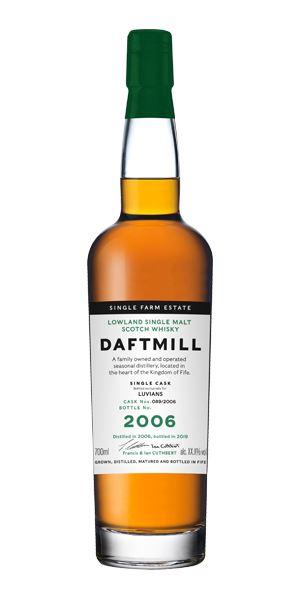 Daftmill 2006 single cask #89 (Luvians exclusive)