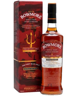Bowmore The Devil's Casks Double the Devil