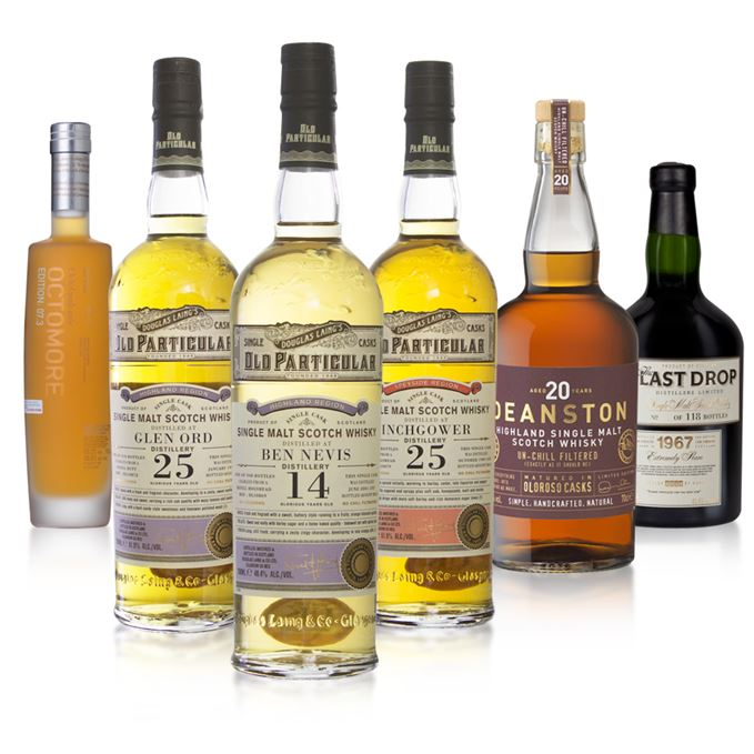 New whisky tasting notes Batch 20