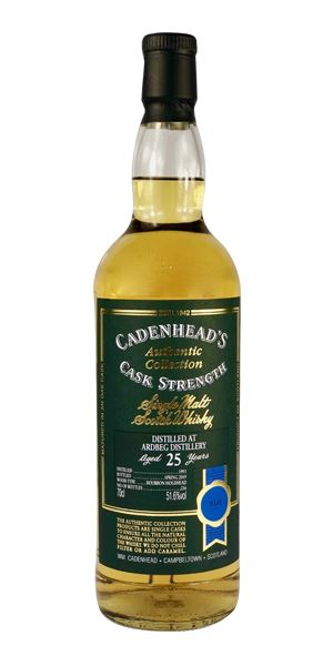 Ardbeg 25 Years Old (Cadenhead)