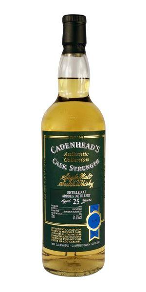 Ardbeg 25 Years Old (Cadenhead)