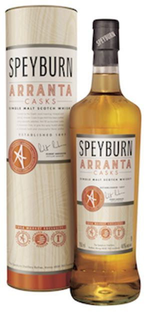 Speyburn Arranta