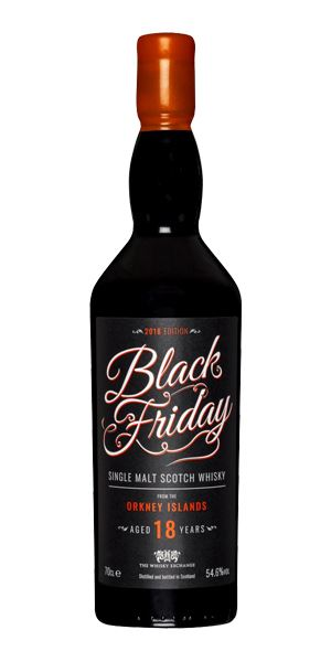 Black Friday 2018 Edition, 18 Years Old (Elixir Distillers)