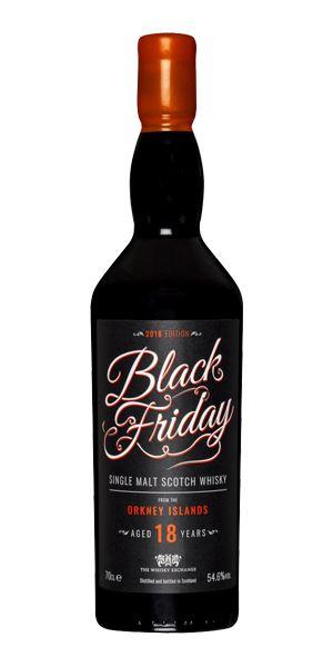Black Friday 2018 Edition, 18 Years Old (Elixir Distillers)
