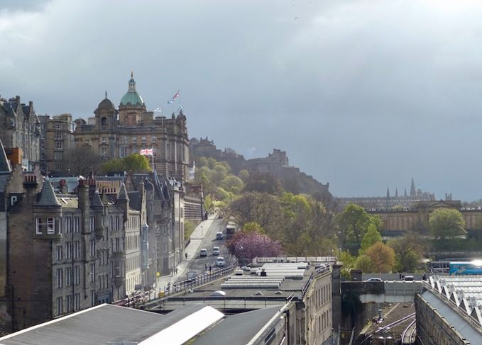 Edinburgh whisky experiences