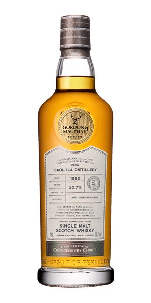 Caol Ila 28 Years Old, 1990, Connoisseurs' Choice (G&M)