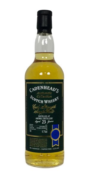 Ardbeg 23 Years Old (Cadenhead)