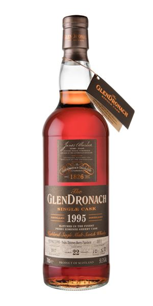 GlenDronach 22 Years Old, 1995, Cask #3311