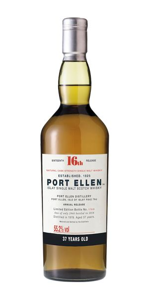 Port Ellen 37 Years Old, 1978