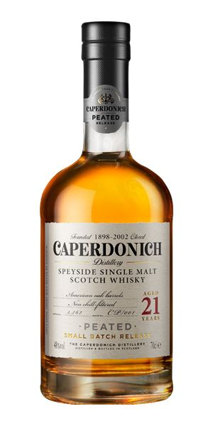 Caperdonich 21 Years Old Peated