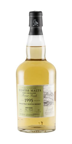 Glen Keith 1995 'Forest Fresh' (Wemyss Malts)