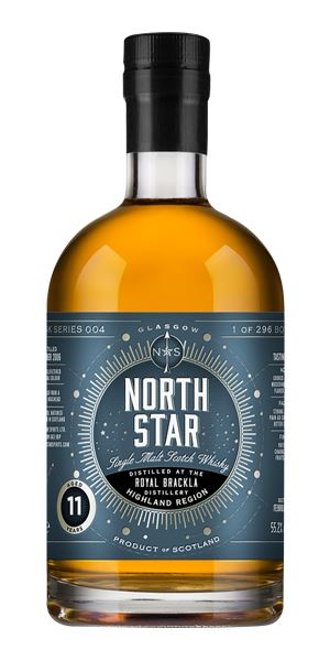 Royal Brackla 11 Years Old, 2006 (North Star Spirits)