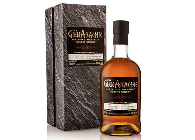 GlenAllachie 1989 Cask #100073 from the single cask series