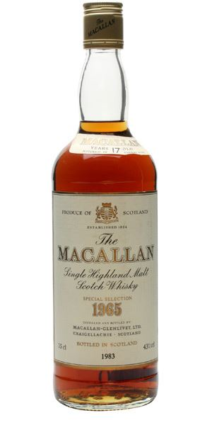 Macallan Special Selection, 17 Years Old