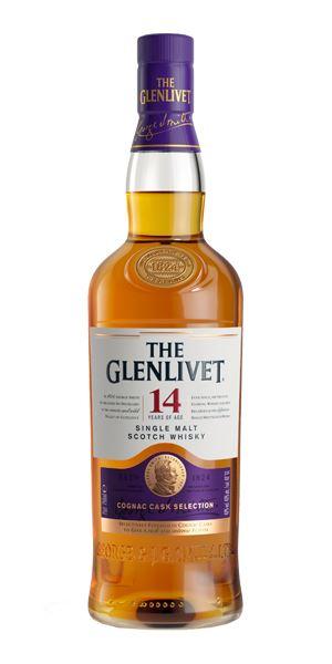Glenlivet 14 Years Old Cognac Cask Finish