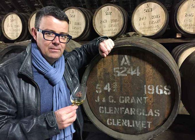 Luc Timmermans Glenfarclas whisky