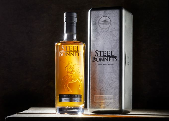 Steel Bonnets whisky from Lakes distillery