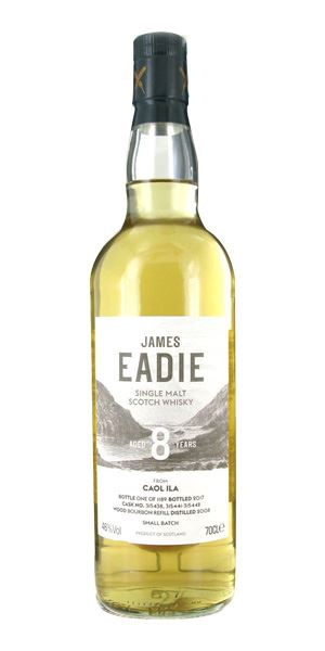 Caol Ila 8 Years Old Small Batch (James Eadie)