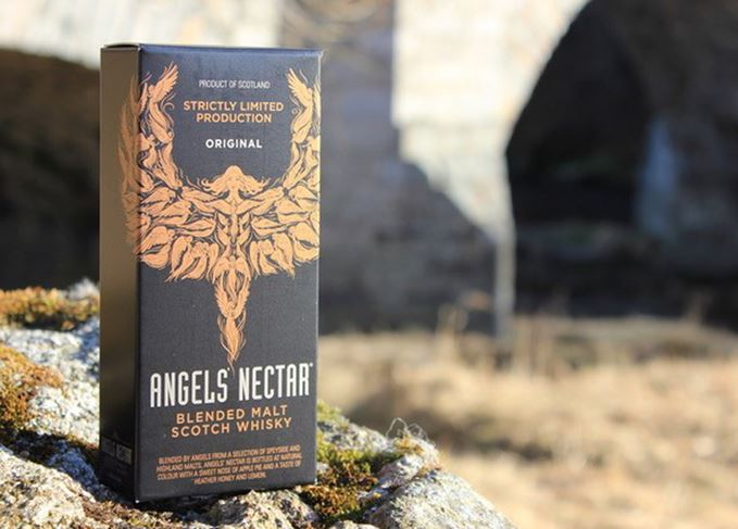 Angels' Nectar box