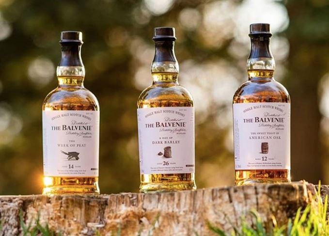 Balvenie Stories range