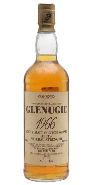 Glenugie 1966, 20 Years Old (Samaroli)