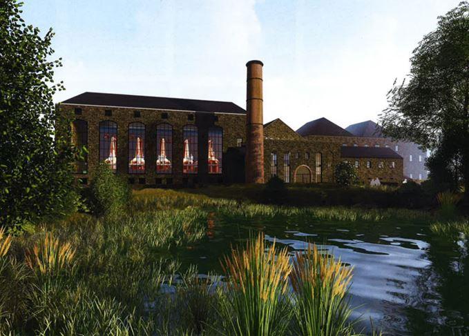Bushmills new distillery