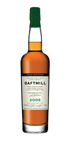 Daftmill 2005, Inaugural Release