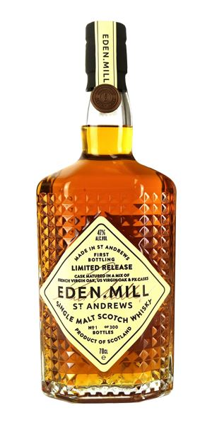 Eden Mill First Bottling