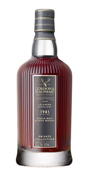 Coleburn 38 Years Old, 1981, Private Collection (Gordon & MacPhail)