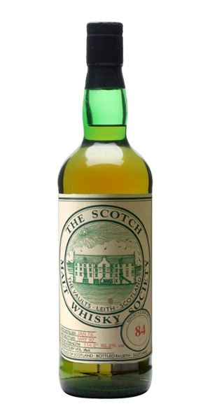 Glendullan 1978, 84, Bottled 1992 (SMWS)