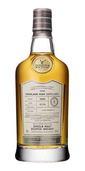 Highland Park 30 Years Old, 1989, Connoisseurs Choice (G&M)
