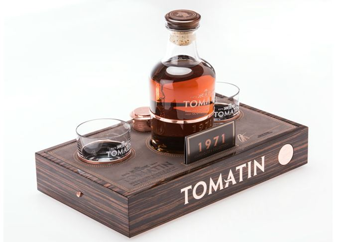 Tomatin 1971 44-year-old Scotch whisky