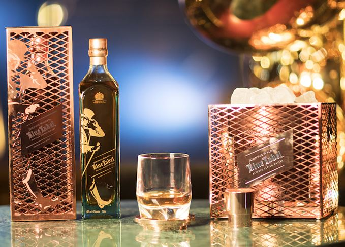 Johnnie Walker Blue Label Capsule Series