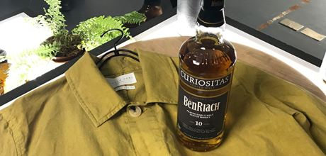 The common threads in fashion and whisky