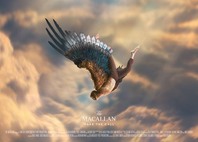 Macallan's Make the Call advert