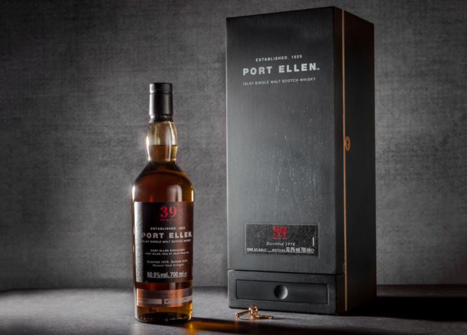 Port Ellen Untold Stories The Spirit Safe 39 Year Old