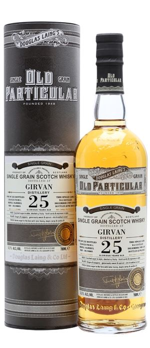 Girvan 25 Years Old (Douglas Laing)