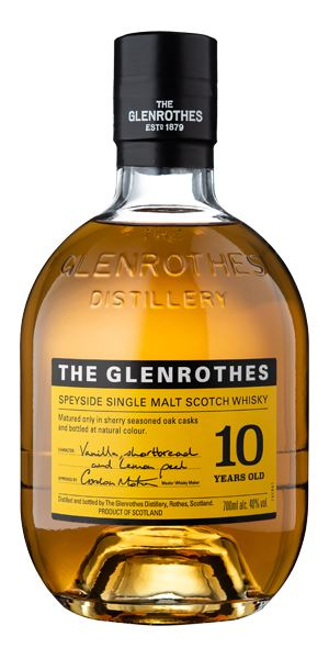 Glenrothes 10 Years Old, Soleo Collection