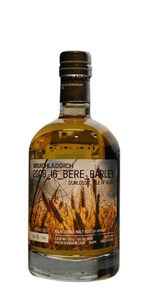 Bruichladdich 2008 IG Bere Barley