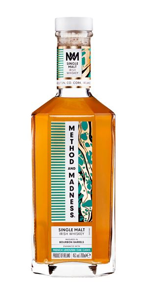 Method and Madness Single Malt (French Limousin Cask Finish)