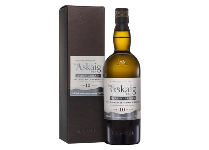 Port Askaig 10 Year Old
