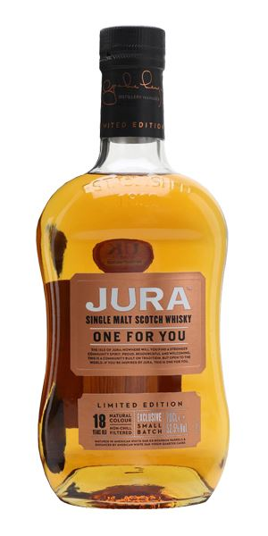 Jura One for You 18 Years Old