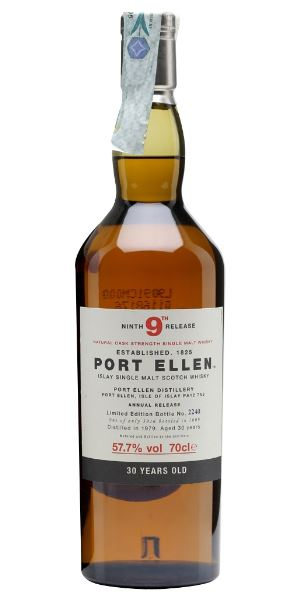 Port Ellen 1979, 30 Years Old, 9th Release