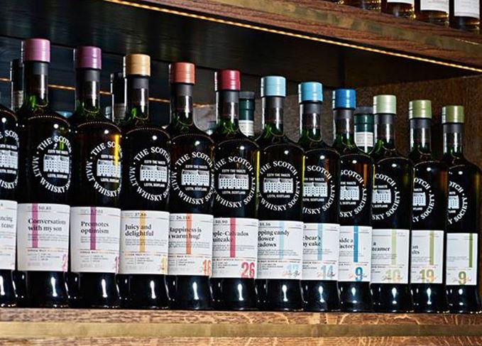 SMWS new bottles
