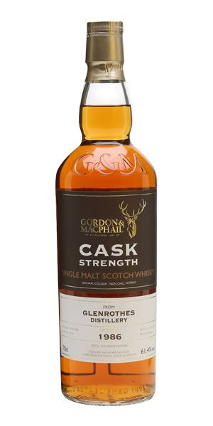 Glenrothes 30 Years Old (Gordon & MacPhail)