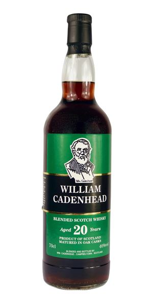 William Cadenhead 20 Years Old Blend, Batch 2