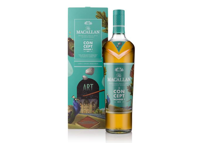 Macallan Concept No. 1