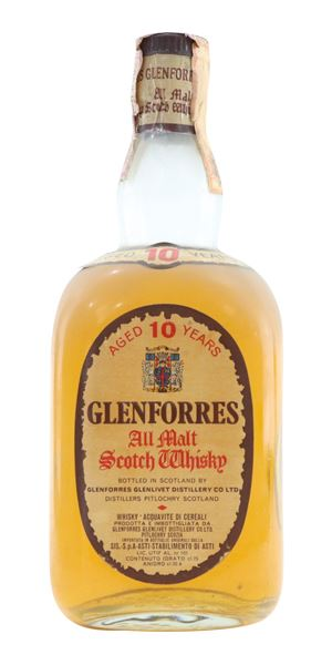 Glenforres 'All Malt' 10 Years Old, Bottled 1960s