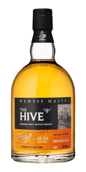 The Hive, Batch Strength, Batch 2 (Wemyss Malts)