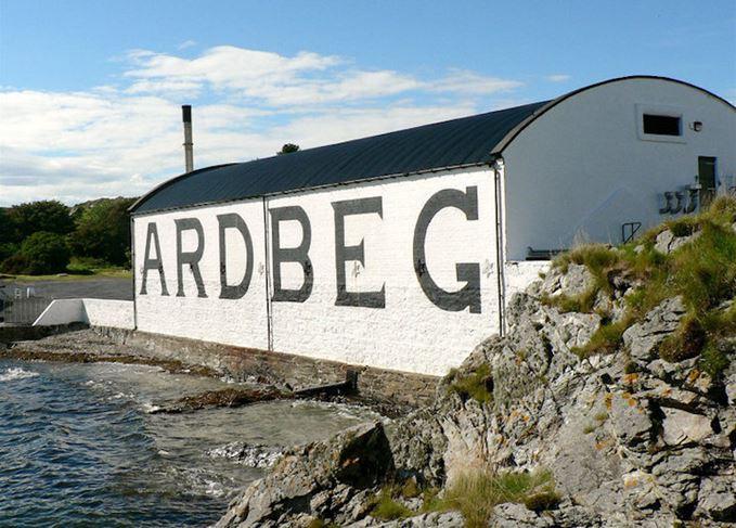 Ardbeg distillery expansion